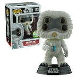 Funko POP! Star Wars #173 Muftak - 2017 Emerald City Comic Con (ECCC) Exclusive - New, Mint Condition