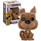Funko POP! Animation Scooby-Doo! #149 Scooby-Doo (Flocked) Exclusive - New, Mint Condition