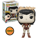 Funko POP! Heroes DC Comics Bombshells #167 Wonder Woman (Vintage) - Limited Edition Chase - New, Mint Condition