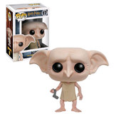 Funko POP! Harry Potter #17 Dobby New Mint Condition