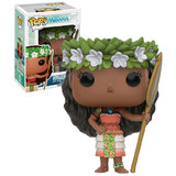 Funko POP! Disney Moana #217 Voyager Moana - New, Mint Condition