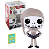 Funko POP! Disney Nightmare Before Christmas #205 Pajama Jack - 2016 Comic Con (SDCC) Exclusive - New, Mint Condition
