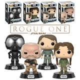 Funko POP! Star Wars Rogue One 2017 Series Bundle (4 POPs) - New, Mint Condition