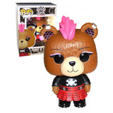 Funko POP! Hot Topic Build-A-Bear #01 Furry N' Fierce EXCLUSIVE New And Mint