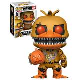 Funko POP! Games Five Nights At Freddy's #206 Jack-O-Chica - New, Mint Condition