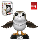 Funko POP! Star Wars The Last Jedi #198 Porg (With Open Wings) - New, Mint Condition