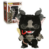 Funko POP! Holidays Krampus #14 Krampus - Flocked - New, Mint Condition