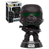Funko POP! Star Wars Rogue One #144 Imperial Death Trooper - New, Mint Condition Vaulted