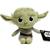 Funko Star Wars Plush Master Yoda - Smugglers Bounty Exclusive - New, Mint Condition