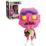 Funko POP! Animation Rick And Morty #344 Scary Terry (No Pants) - New, Mint Condition