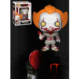 Funko POP! Movies IT #543 Pennywise With Severed Arm - New, Mint Condition - Expected April 2018