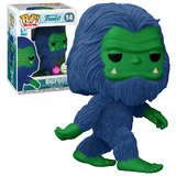 "Funko POP! Game Of Thrones #60 Giant Wight 6"" Super Sized POP - 2018 Emerald City Comic Con (ECCC) Exclusive - New, Mint Condition"