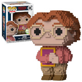 Funko POP! 8-Bit Stranger Things #28 Barb - 2018 Emerald City Comic Con (ECCC) Exclusive - New, Mint Condition