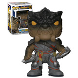 Funko POP! Marvel Avengers: Infinity War #298 Cull Obsidian (2018 Movie) - New, Mint Condition