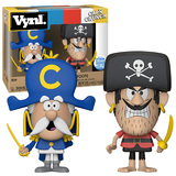Funko Vynl. Two Pack - Cap'n Crunch And Jean LaFoote - Funko Shop Limited Edition Exclusive - New, Mint Condition