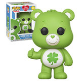 Funko POP! Animation Care Bears #355 Good Luck Bear - New, Mint Condition