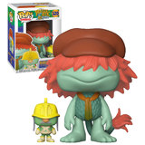 Funko POP! Television Fraggle Rock 35 Years #520 Boober With Doozer - New, Mint Condition