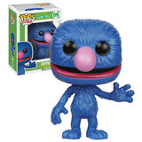 Funko POP! Sesame Street #09 Grover (Vaulted) - New, Mint Condition