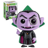 Funko POP! Sesame Street #08 The Count (Vaulted) - New, Mint Condition