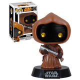 Funko POP! Star Wars #20 Jawa - New, Mint Condition Vaulted