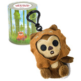Funko Star Wars Plush Wicket Ewok Key Ring/Bag Clip - Smugglers Bounty Exclusive - New, Mint Condition