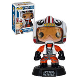 Funko POP! Star Wars #17 Luke Skywalker (X-Wing Pilot) (Blue Box) - New, Mint Condition