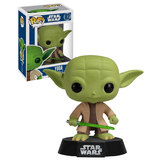Funko POP! Star Wars #02 Yoda (Black Box) - New, Mint Condition