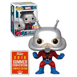 Funko POP! Marvel #350 Ant-Man - Funko 2018 San Diego Comic Con (SDCC) Limited Edition - New, Mint Condition