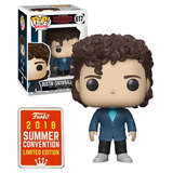 Funko POP! Television Stranger Things #617 Dustin (Snowball Dance) - Funko 2018 San Diego Comic Con (SDCC) Limited Edition - New, Mint Condition