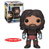 "Funko POP! Marvel Avengers: Infinity War #332 Eitri 6"" Super Sized - New, Mint Condition - Expected November, 2018"