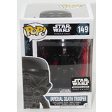 Funko POP! Star Wars Rogue One #149 Imperial Death Trooper - Smugglers Bounty Exclusive - New, Box Damaged