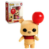 Funko POP! Disney Christopher Robin #440 Winnie The Pooh (Flocked) - BoxLunch Exclusive Import - New, Mint Condition