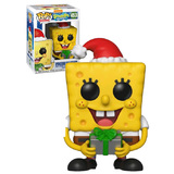 Funko POP! Animation Spongebob Squarepants Holiday #453 Spongebob Squarepants (Christmas) - New, Mint Condition - Expected September 2018