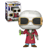 Funko POP! Movies Universal Monsters #608 The Invisible Man - New, Mint Condition
