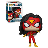 Funko POP! Marvel #392 Spider-Woman - Funko 2018 New York Comic Con (NYCC) Limited Edition - New, Mint Condition