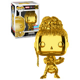Funko POP! Marvel Studios 10 Years #393 Shuri (Gold Chrome) - Funko 2018 New York Comic Con (NYCC) Limited Edition - New, Mint Condition