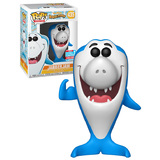 Funko POP! Animation Hanna-Barbera Jabberjaw #435 Jabberjaw - Funko 2018 New York Comic Con (NYCC) Limited Edition - New, Mint Condition