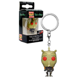Funko POCKET POP! Keychain Rick And Morty - Krombopulos Michael - GameStop Exclusive - New, Mint Condition