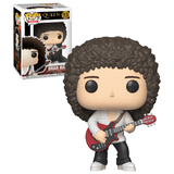 Funko POP! Rocks Queen #93 Brian May - New, Mint Condition - Expected December, 2018