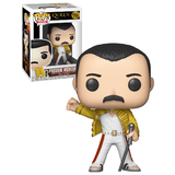 Funko POP! Rocks Queen #96 Freddie Mercury (Wembley) - New, Mint Condition - Expected December, 2018