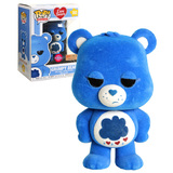 Funko POP! Animation Care Bears #353 Grumpy Bear (Flocked) - Boxlunch Exclusive Import - New, Mint Condition
