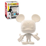 Funko POP! Disney Mickey Mouse 90 Years #01 Mickey Mouse (DIY) - New, Mint Condition - Expected November, 2018