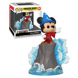 Funko POP! Disney Mickey Mouse 90 Years #481 Sorceror Mickey Movie Moments - New, Mint Condition - Expected January 2019