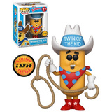 Funko POP! Ad Icons Hostess Twinkies #27 Twinkie The Kid - Limited Edition Chase - New, Mint Condition