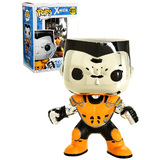 Funko POP! X-Men #411 Colossus (X-Force Chrome) - LACC 2018 Comic Con - New, Mint Condition