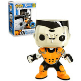 Funko POP! X-Men #411 Colossus (X-Force Chrome) - LACC 2018 Comic Con - Hot Topic Exclusive Import - New, Mint Condition