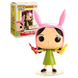 Funko POP! Animation Bob's Burgers #414 Louise Belcher (With Condiments) - Box Lunch Exclusive Import - New, Mint Condition
