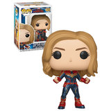 Funko POP! Marvel Captain Marvel #425 Captain Marvel - New, Mint Condition - Expected January, 2019
