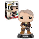 Funko POP! Star Wars #115 Han Solo (With Bowcaster) - Funko 2016 San Diego Comic Con (SDCC) Limited Edition - New, Mint Condition