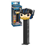 Funko POP! Pez Marvel Thor (Thor Ragnarok Gladiator Thor) Limited Edition Candy & Dispenser - New, Mint Condition